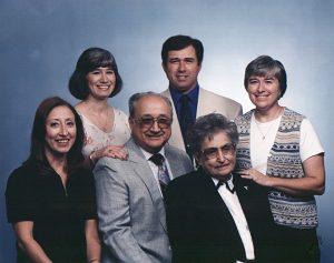 Paul Swope Family 1998
