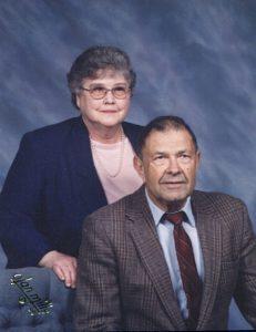 Nancy Swope & Gene Glackman