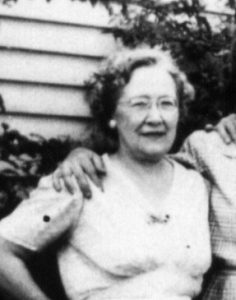 Mary Alberta (Mayme) Swope