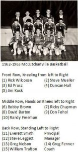 1962-1963 Baskitball with Names