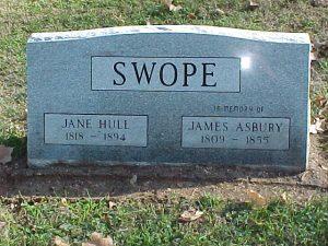 Jane Hull and James Asbury Swope