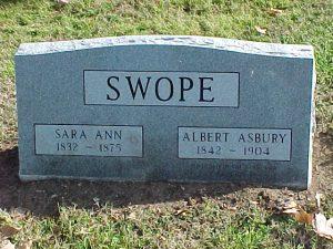 Sara Ann and Albert Asbury Swope